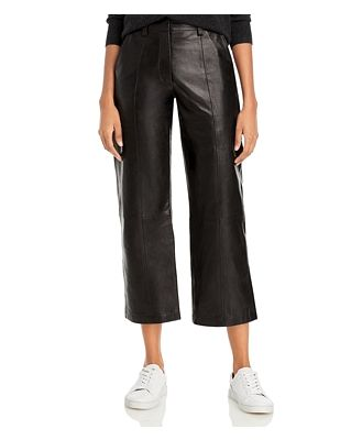 Anine Bing Leah Cropped Pants