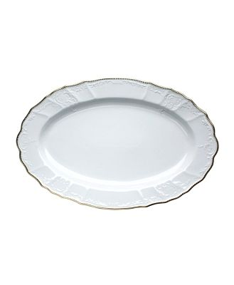 Anna Weatherley Simply Anna 12 Oval Platter