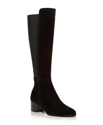 Aquatalia Women's Nova Weatherproof Block Heel Boots