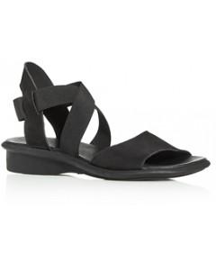 Arche Women's Satia Crisscross Ankle-Strap Sandals
