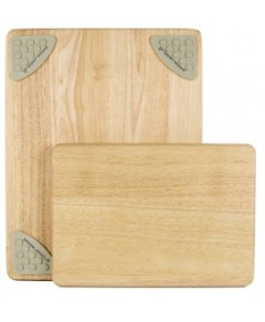 Architec Gripper Wood Cutting Boards - Set of 2