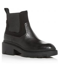 Ash Women's Metro Block-Heel Platform Chelsea Boots
