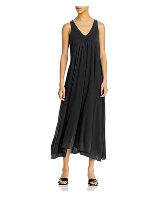 Atm Anthony Thomas Melillo Cotton Sleeveless Maxi Dress