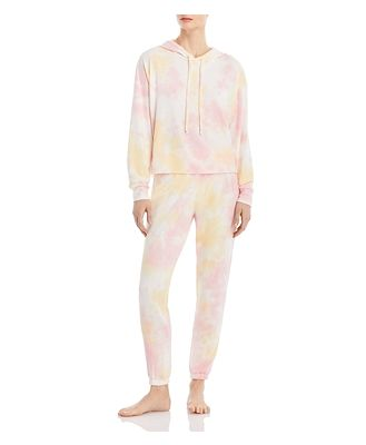 Ava & Esme Tie Dyed Hoodie & Jogger Pants Set (64% off) - Comparable value $168