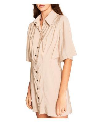 ba & sh Cara Mini Dress