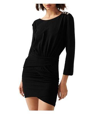 ba & sh Megan Mini Dress