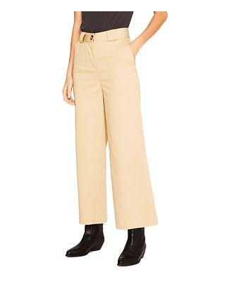 Ba & Sh Monica Wide-Leg Pants