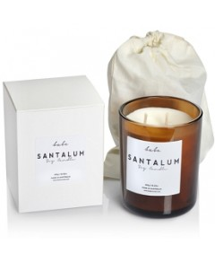 Babe Large Santalum Candle