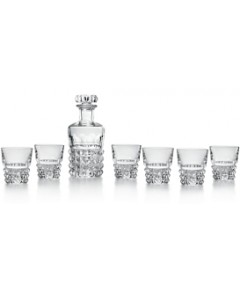 Baccarat Louxor 7-Piece Bar Set