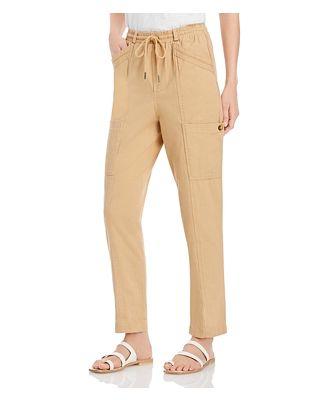 Bagatelle. nyc Cotton Utility Drawstring Pants