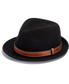 Bailey of Hollywood Dodgson Fedora Hat