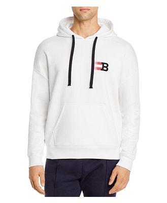 Bally B Graphic Logo Hooded Sweatshirt