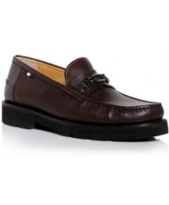 Bally Men's Norrison Moc Toe Loafers