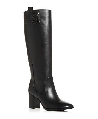 Bally Women's Dolly Tall High Block Heel Boots