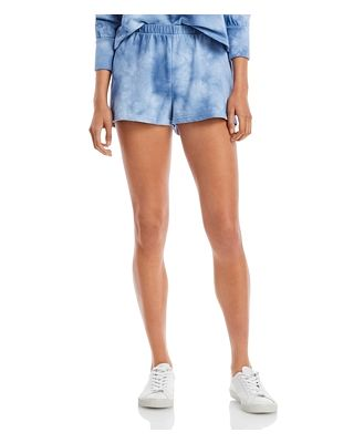 Bb Dakota by Steve Madden Groove Thing Tie Dyed Shorts