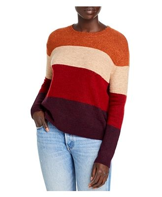 BeachLunchLounge Paulette Color Blocked Sweater