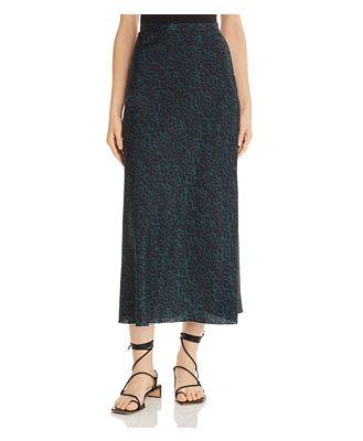 Bec & Bridge Animal Fever Silk Skirt