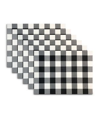 Benson Mills for Bloomingdale's Freeport Woven Placemats, Set of 6 - 100% Exclusive