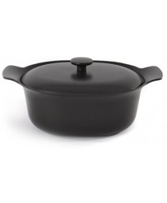BergHOFF Ron Cast Iron 5.5 Quart Covered Casserole