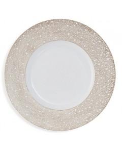 Bernardaud Ecume Mordore Service Plate