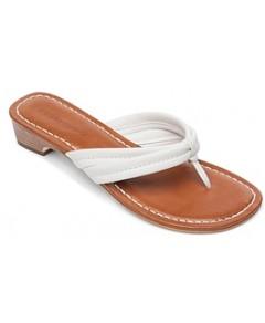 Bernardo Women's Miami Leather Thong Sandals