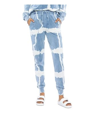 Billy T Shock Wave Tie Dyed Jogger Pants