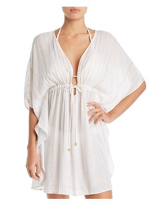 Bleu Rod Beattie Caftan Swim Cover-Up