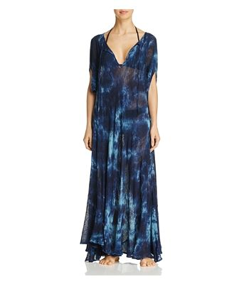 Blue Life St. Barts Caftan Swim Cover-Up