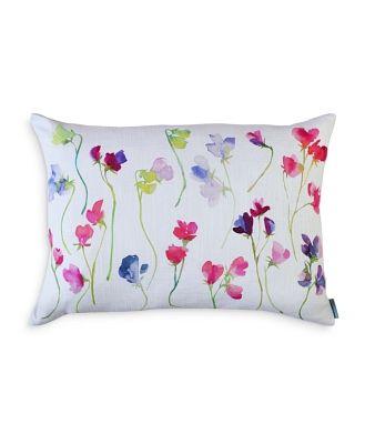 bluebellgray Sweet Pea Throw Pillow, 16 x 24