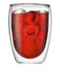 Bodum Pavina Medium Two Piece Glass