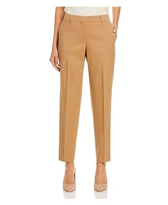 Boss Tocanes Twill Ankle Trousers