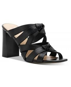 Botkier Women's Raffe Knotted High-Heel Sandals