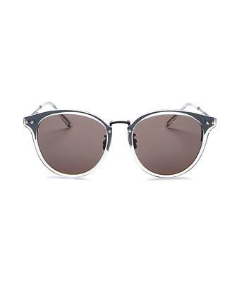 Bottega Veneta Women's Round Sunglasses, 56mm