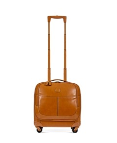 Bric's Life Pelle Wheeled Business Case