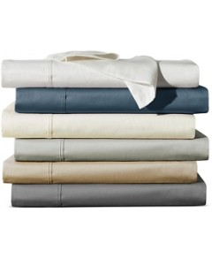 Brielle Home Sateen Sheet Set, California King - 100% Exclusive