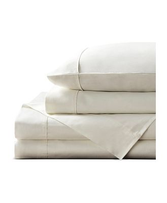 Brielle Home Sateen Sheet Set, King - 100% Exclusive