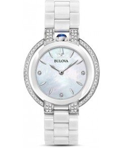 Bulova Rubaiyat Diamond Watch, 35mm