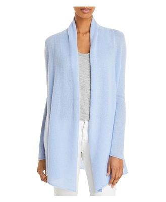 C by Bloomingdale's Open-Front Cashmere Cardigan - 100% Exclusive