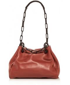 Callista Grace Leather Mini Hobo
