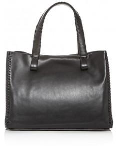 Callista Grace Loop Leather Tote