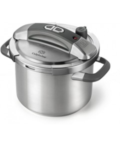 Calphalon 6-Quart Stainless Steel Pressure Cooker