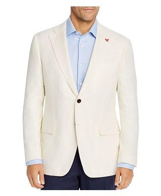 Cardinal of Canada Hopsack Weave Regular Fit Sport Coat - 100% Exclusive