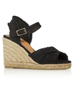 Castaner Women's Bromelia Espadrille Wedge Sandals