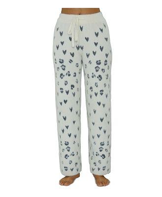 Cejoli Leopard Love Drawstring Pants