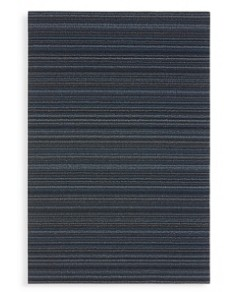 Chilewich Stripe Shag Floor Mat, 24 x 36
