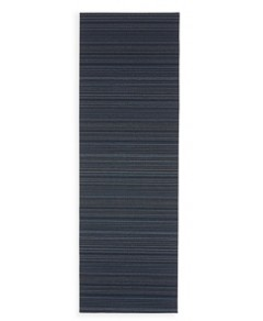Chilewich Stripe Shag Floor Runner, 24 x 72