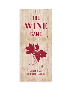 Chronicle Books The Wine Game