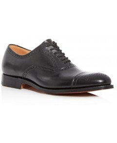 Church's Men's Toronto Leather Brogue Cap-Toe Oxfords