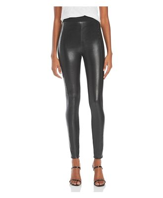 Cinq a Sept Alice Faux Leather Skinny Pants
