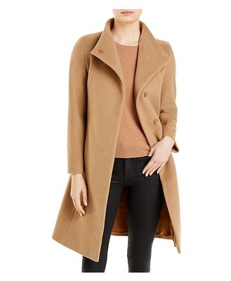 Cinzia Rocca Fitted Mid Length Coat